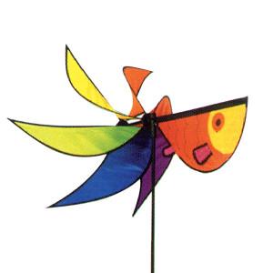 Girandola pesce per decorare giardini