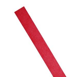 Nastro in Dacron h8 cm rosso