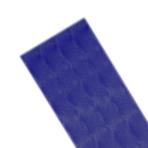 Dacron adesivo 20x20 cm blue