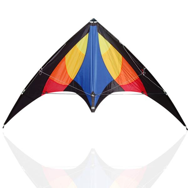 Aquilone acrobatico in carbonio adatto a principianti