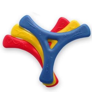 Boomerang in polipropilene con volo corto adatto a principianti