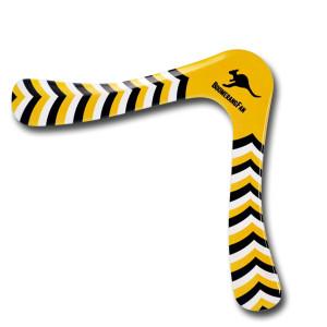Boomerang in polipropilene facile da lanciare adatto per principianti
