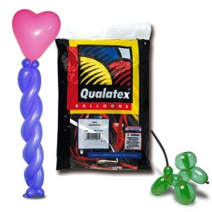 Busta Palloncini Qualatex 100pz