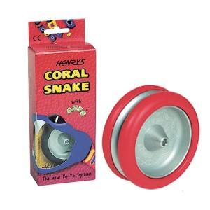 Yoyo Henrys Coral Snake