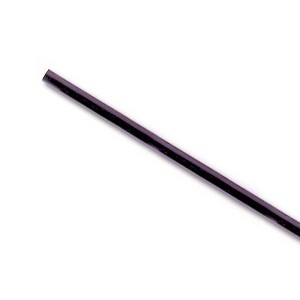 Stecca in carbonio ø4x2x1000mm