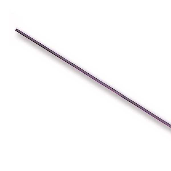Stecca in carbonio pieno ø1x1000mm