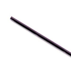 Stecca in carbonio ø6x4x1650mm