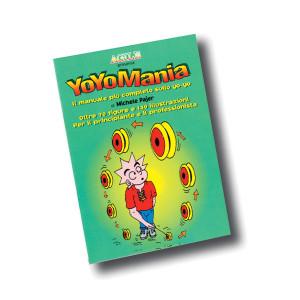 Manuale per imparare decine di trick con gli yoyo